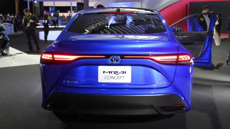 2020 - [Toyota] Mirai II 72087c10