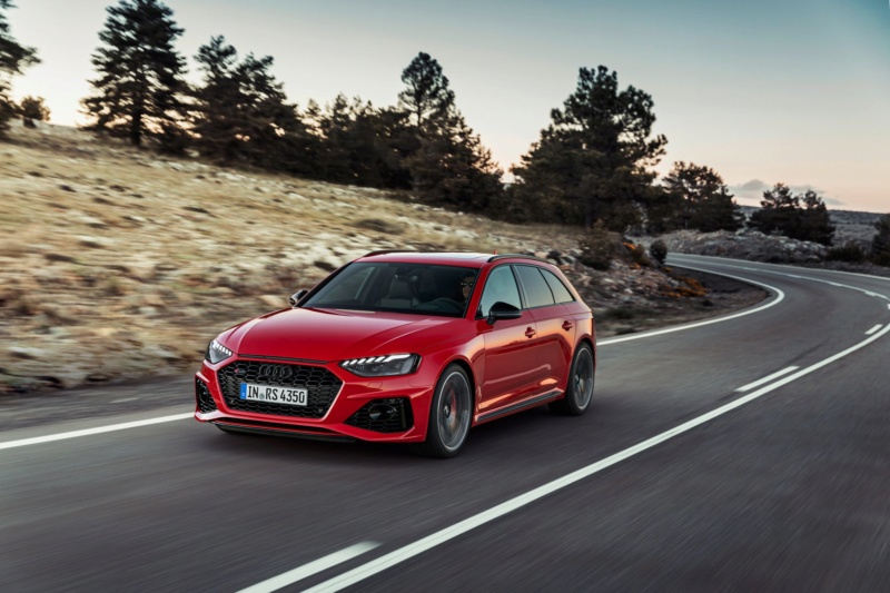 2018 - [Audi] A4 restylée  - Page 6 720c4a10