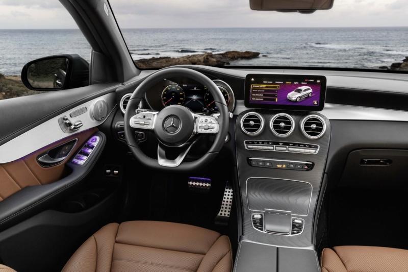 2018 - [Mercedes-Benz] GLC/GLC Coupé restylés - Page 3 72373c10