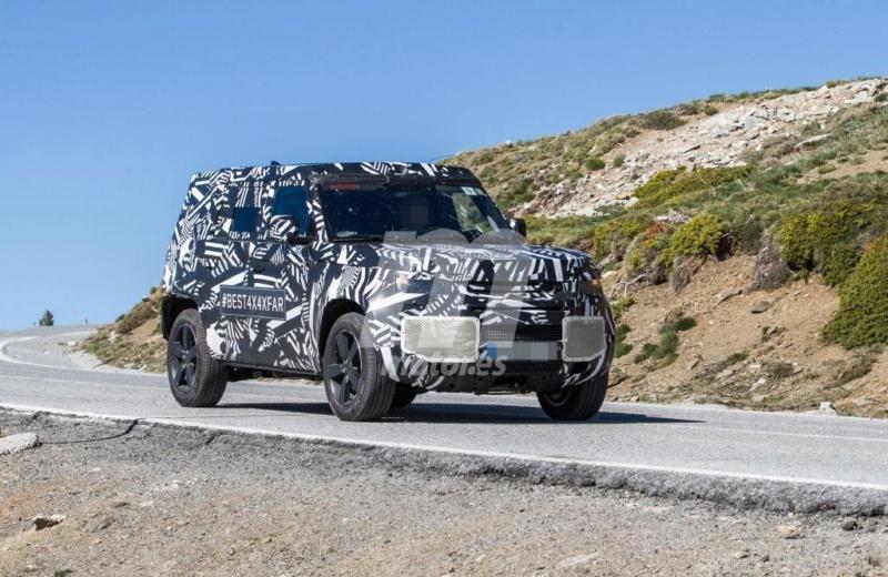 2018 - [Land Rover] Defender [L663] - Page 6 72409810