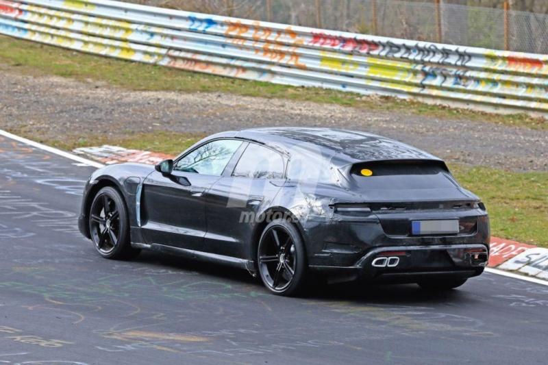 2020 - [Porsche] Taycan Sport Turismo 72683610
