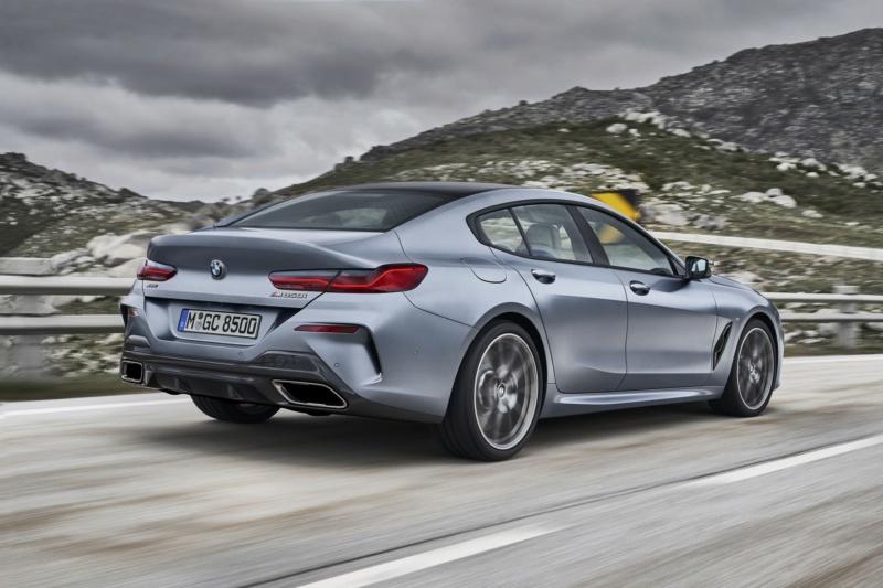 2019 - [BMW] Série 8 Gran Coupé [G16] - Page 5 72759010