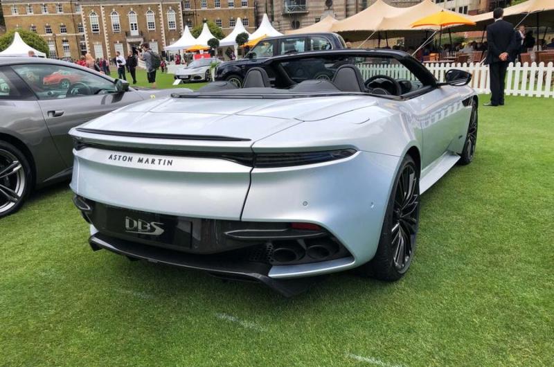 2019 - [Aston Martin] DBS Superleggera - Page 3 72c54f10