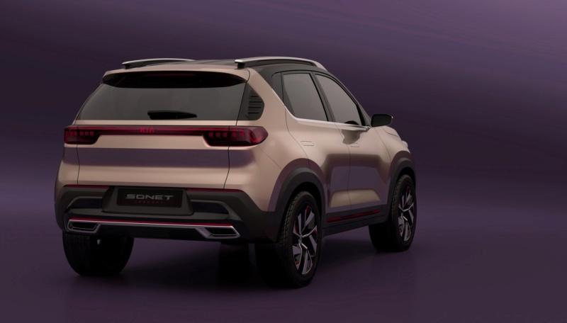 2020 - [Kia] Sonet Concept 72ea5210