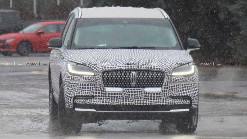 2019 - [Lincoln] Aviator 73132d10