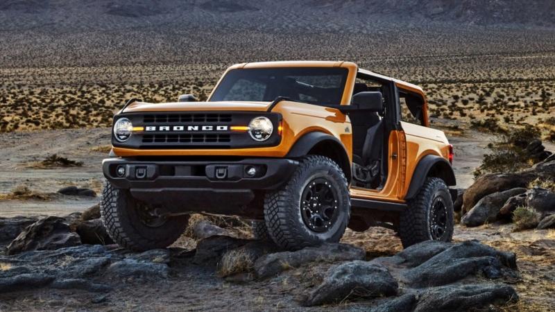 Ford Bronco / Sport (2020) 25