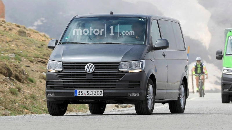 2020 - [Volkswagen] Transporter T6 restylé 7344c210