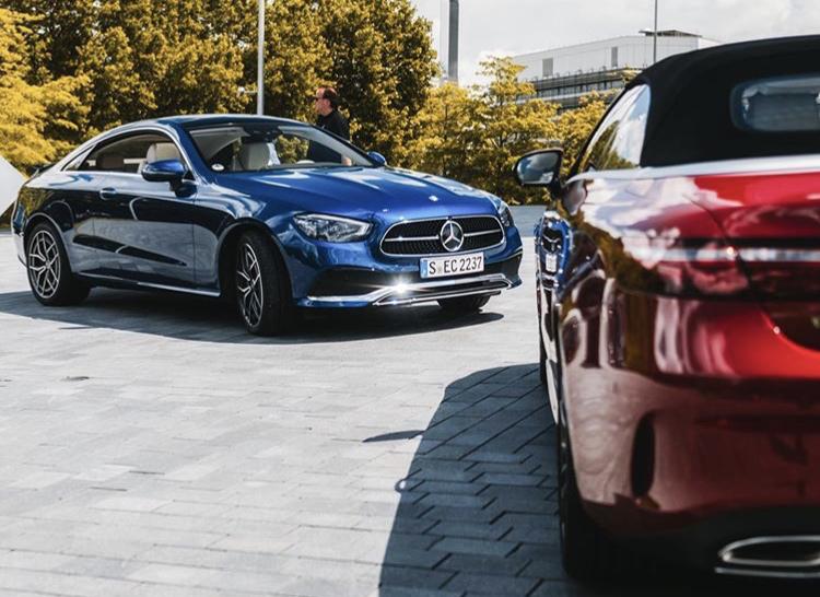 2020 - [Mercedes-Benz] Classe E restylée  - Page 8 73731010