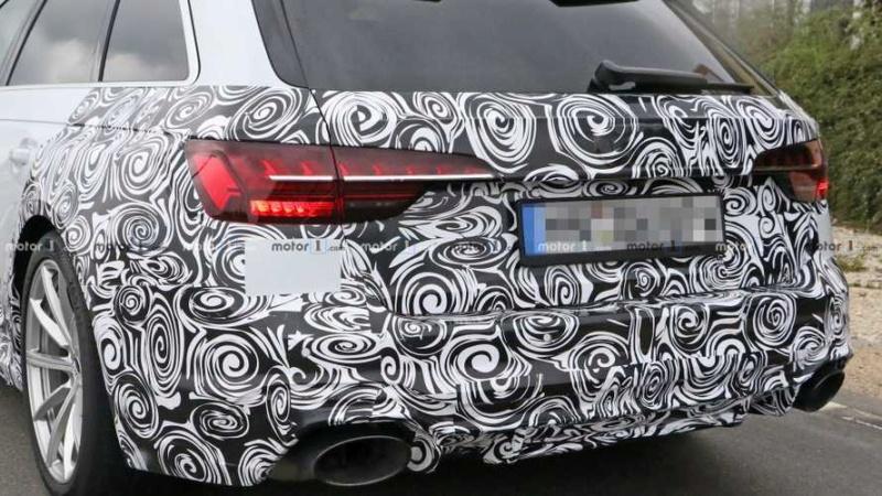 2018 - [Audi] A4 restylée  - Page 6 73763710