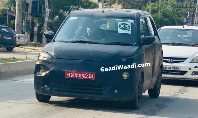 2017 - [Suzuki]  Wagon R 73831110