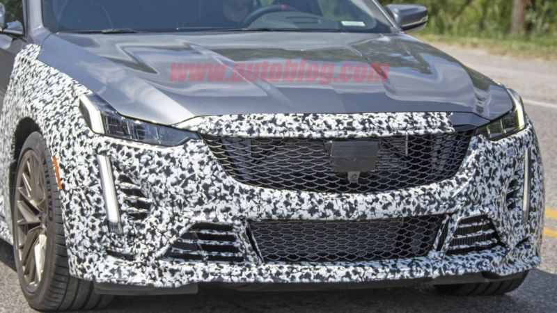 2020 - [Cadillac] CT5 - Page 2 738c9910