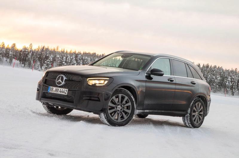 2018 - [Mercedes-Benz] GLC/GLC Coupé restylés - Page 2 73b36110