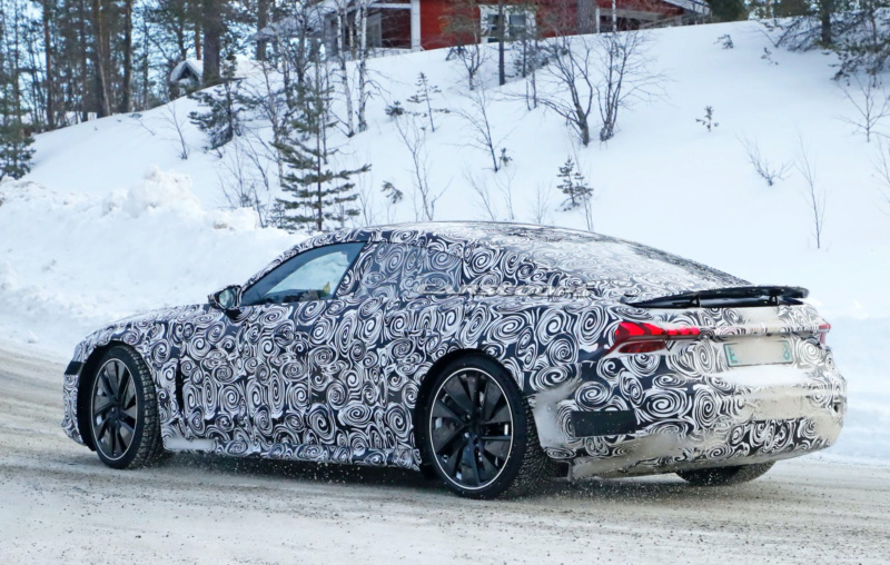 2021 - [Audi] E-Tron GT 73e88210