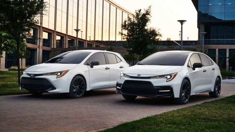 2018 - [Toyota] Corolla Sedan - Page 2 73f1a410