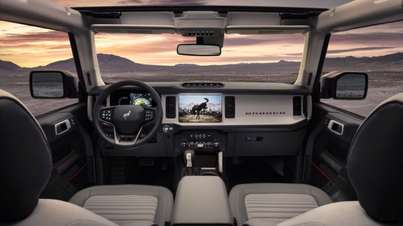 Ford Bronco / Sport (2020) 52