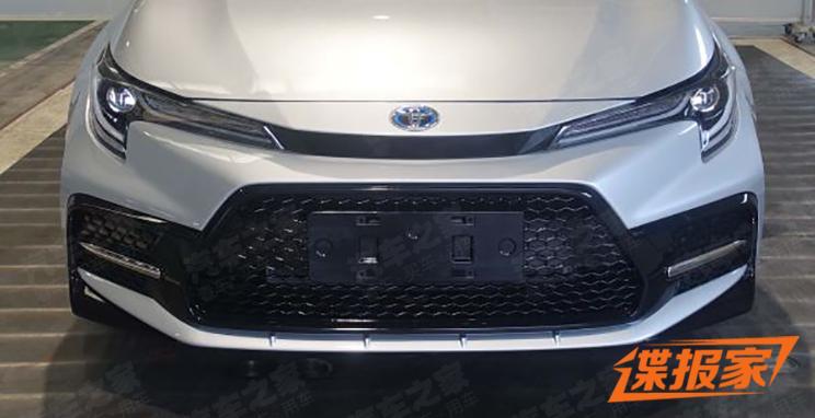 2018 - [Toyota] Corolla Sedan - Page 2 73f92b10