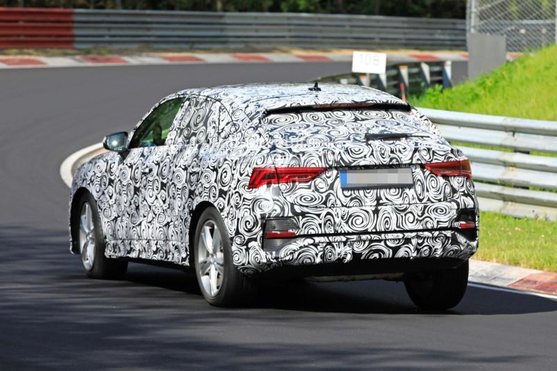 2019 - [Audi] Q3 Sportback - Page 4 74063c10