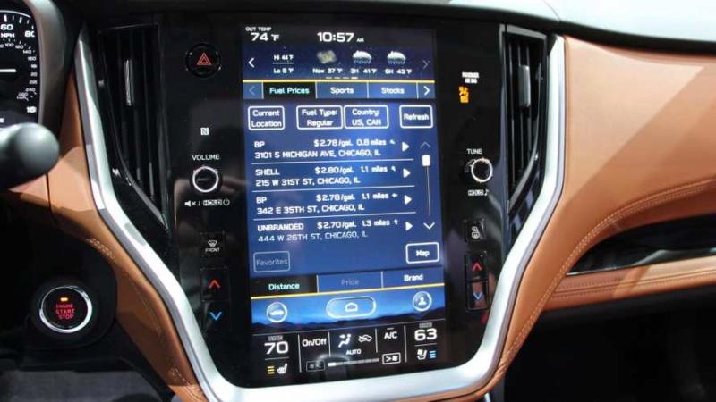 2019 - [Subaru] Legacy & Outback 743f4810