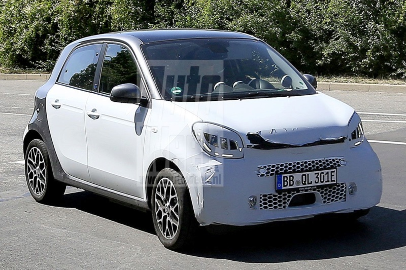 2019 - [Smart] ForTwo III Restylée [C453]  - Page 2 74411b10