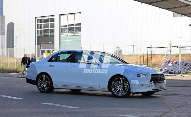 2020 - [Mercedes-Benz] Classe E restylée  746ed910