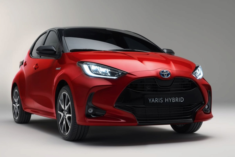 2020 - [Toyota] Yaris - Page 6 747c7010