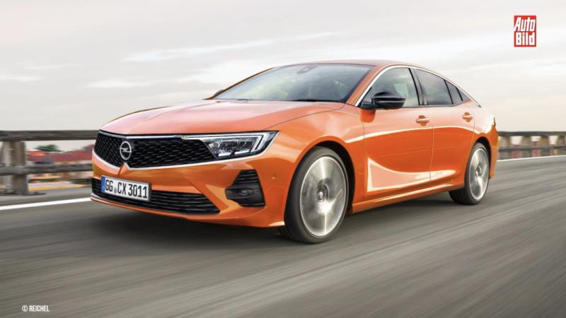 2022 - [Opel] Insigna III 74971610