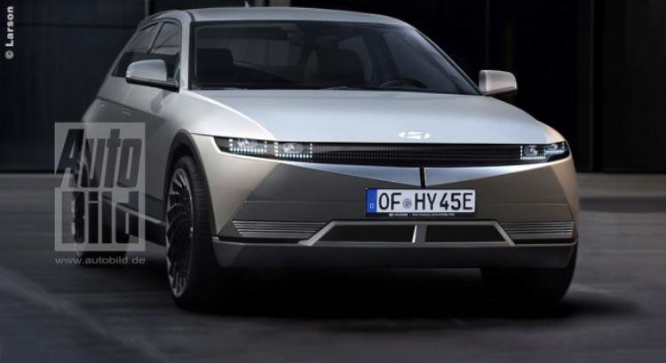 2021 - [Hyundai] SUV EV - Page 2 74a6ba10
