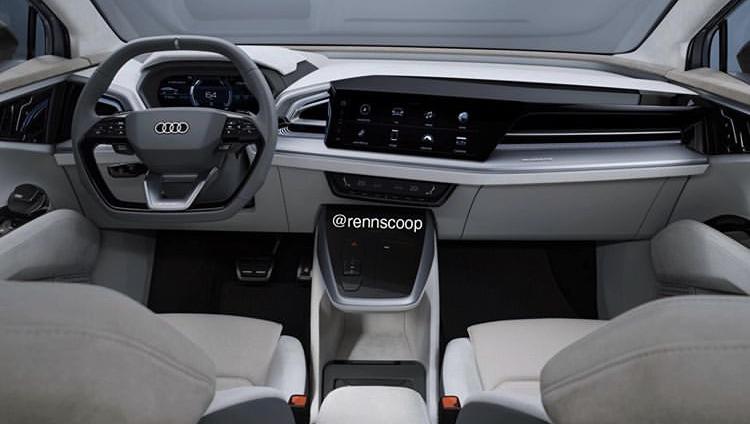 2019 - [Audi] Q4 e-Tron Concept - Page 3 74bd5410