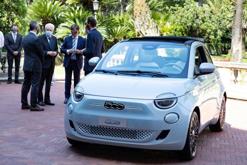 2020 - [Fiat] 500 e - Page 25 74cc5910