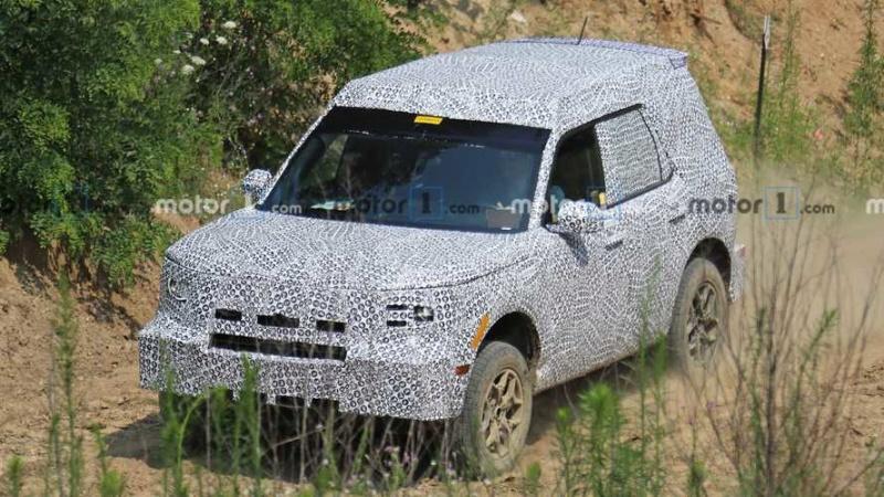 2020 - [Ford] Bronco Sport 75238e10