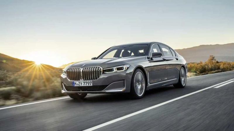2019 - [BMW] Série 7 restylée  - Page 10 75239a10