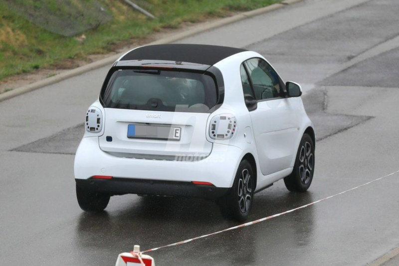 2019 - [Smart] ForTwo III Restylée [C453]  - Page 2 752e7f10