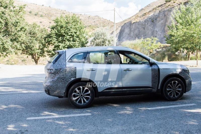 2020 - [Renault] Koleos restylé 7542ec10