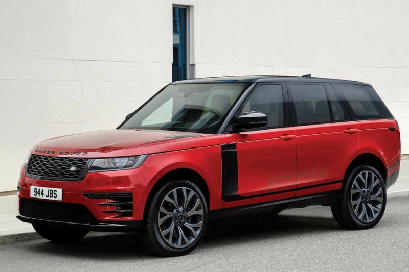 2021 - [Land Rover] Range Rover V 7550d910