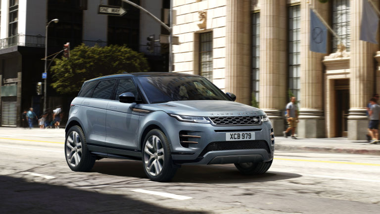 2018 - [Land Rover] Range Rover Evoque II - Page 4 75861710