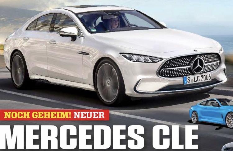 2022 - [Mercedes-Benz] CLE 758fcb10