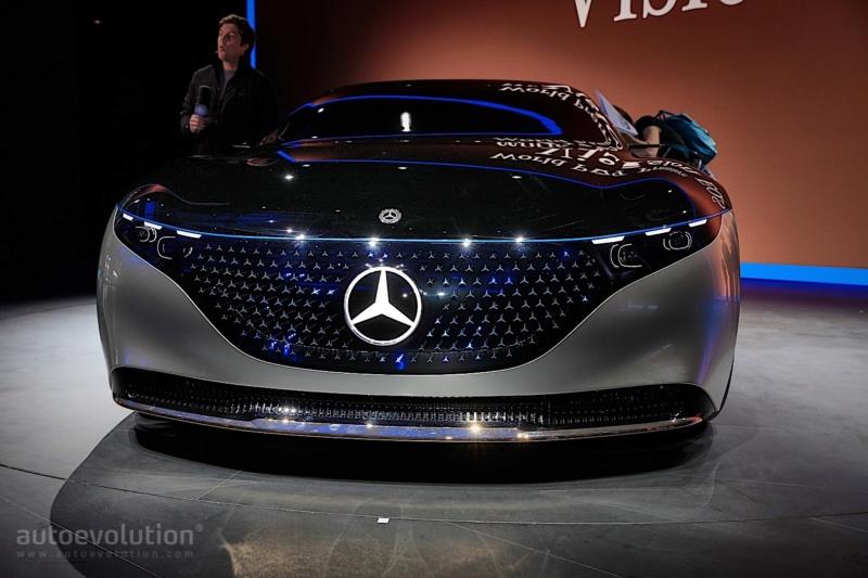 2019 - [Mercedes-Benz] EQS Concept  - Page 2 75a6af10