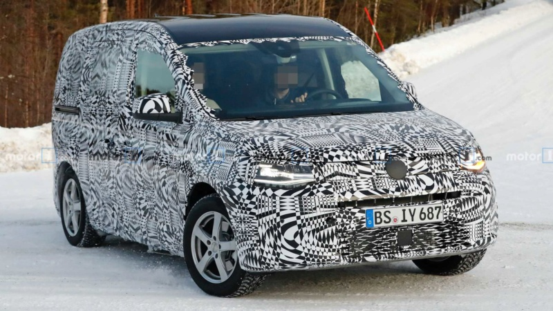 2020 - [Volkswagen] Caddy V 75af6e10
