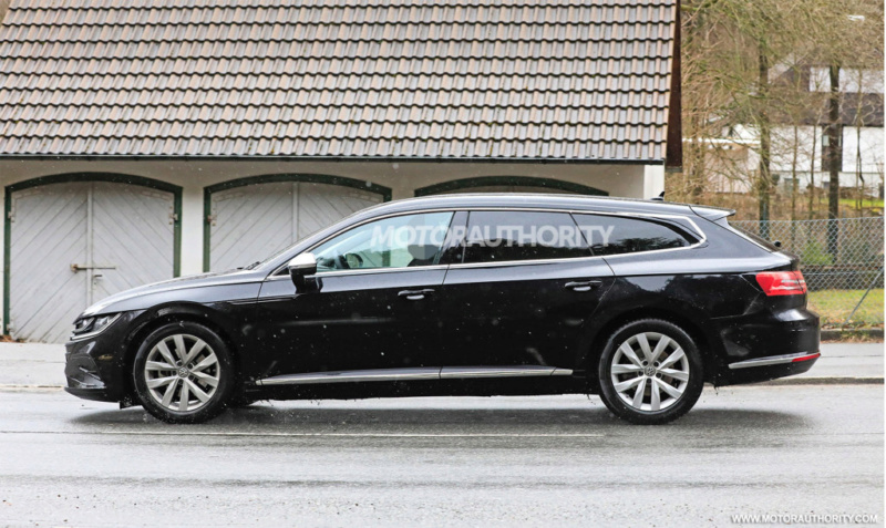 2019 - [Volkswagen] Arteon Shooting Brake - Page 3 75e32510