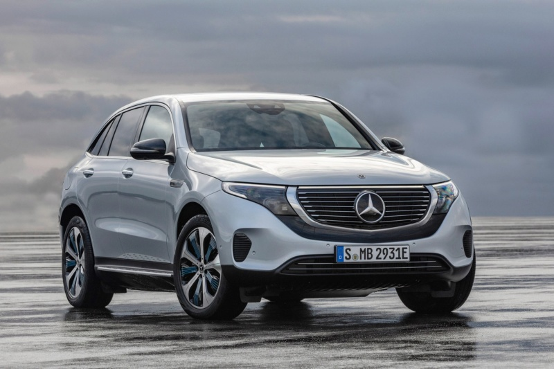 2019 - [Mercedes-Benz] EQ C - Page 5 76278610