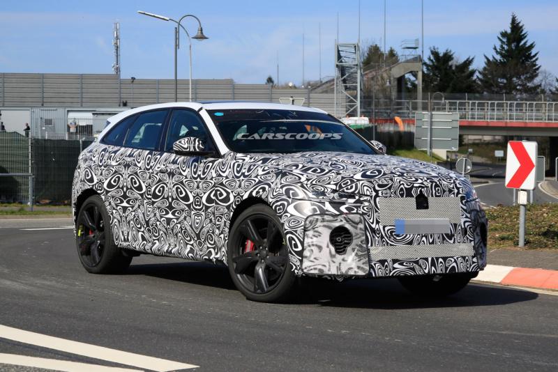 2015 - [Jaguar] F-Pace - Page 15 762a3810