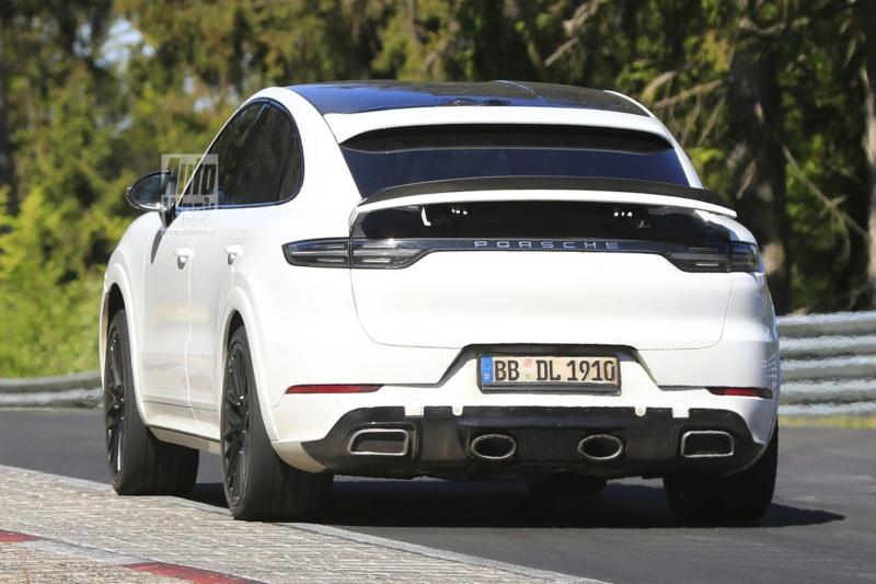 2019 [Porsche] Cayenne coupé - Page 6 76370b10