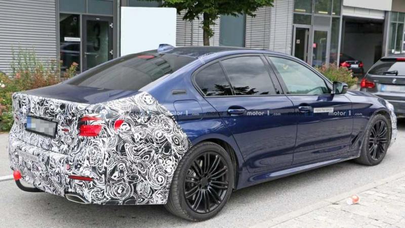 2020 - [BMW] Série 5 restylée [G30] 765d6510