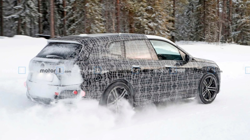 2021 - [BMW] iNext SUV - Page 3 76796b10