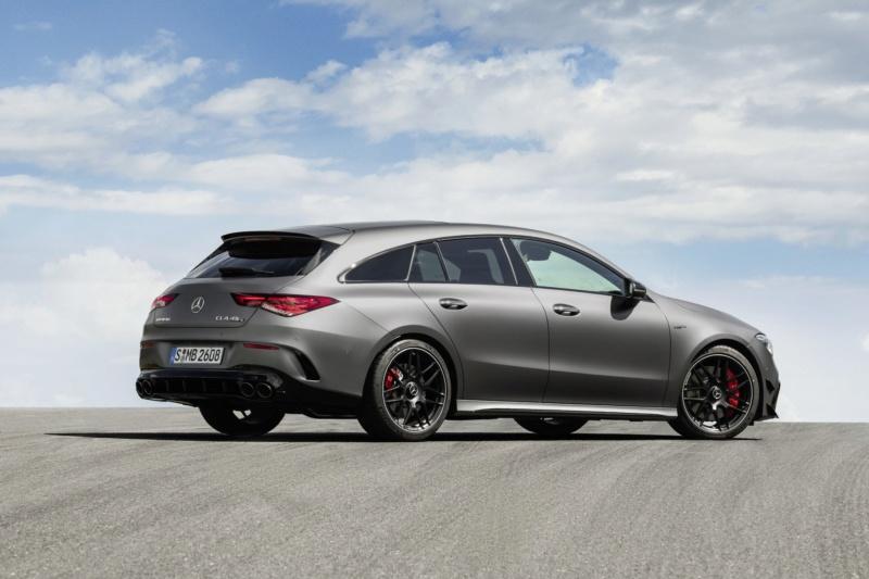 2019 - [Mercedes-Benz] CLA Shooting Brake II 769d0610
