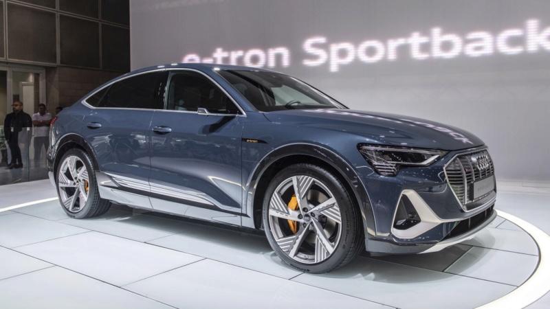 2020 - [Audi] E-Tron Sportback - Page 3 769e5410