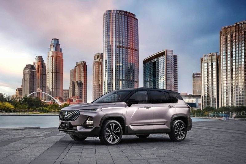 2018 - [Baojun/Wuling/Chevrolet/MG] 530/Almaz/Captiva/Hector 76ca2410