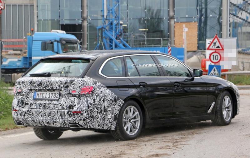 2020 - [BMW] Série 5 restylée [G30] - Page 3 76cbd510