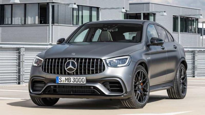 2018 - [Mercedes-Benz] GLC/GLC Coupé restylés - Page 4 76ea1210