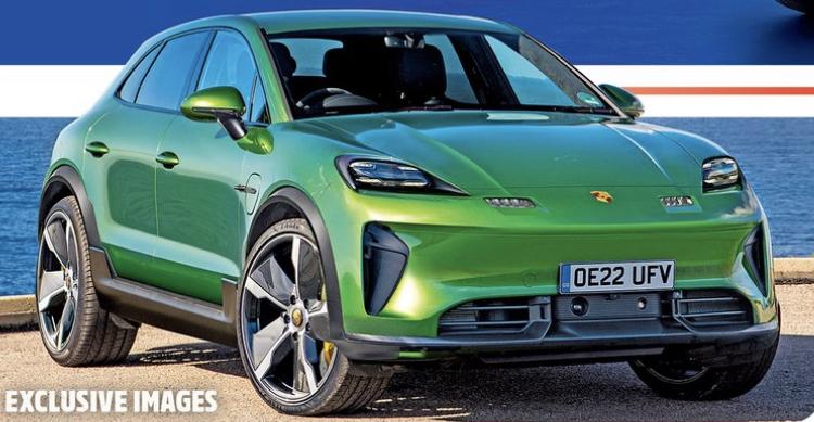 2022 - [Porsche] Macan 771a5f10